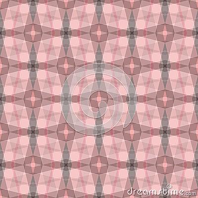 Pink stars pattern.