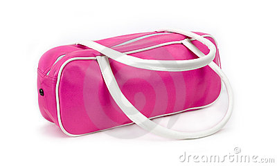 Pink style bag