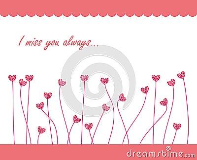 Pink Sweet Card