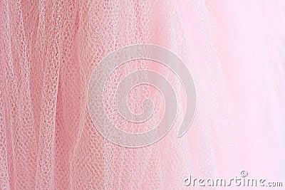 The pink tutu.