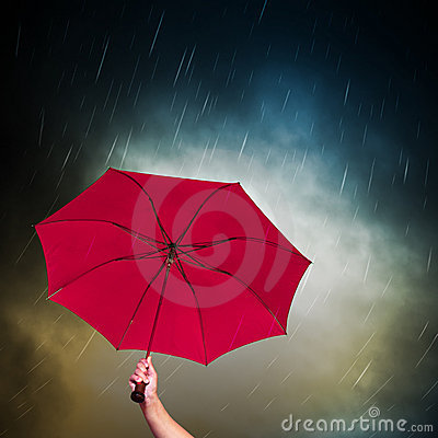 Free Pink Umbrella Royalty Free Stock Photography - 11206547