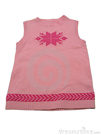 Pink Vest (Isolated)