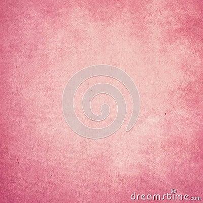 Pink vintage paper