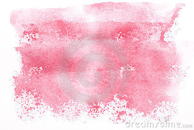 Pink Watercolor