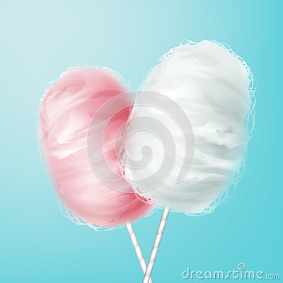 Free Pink, White Cotton Candy Royalty Free Stock Images - 94040519