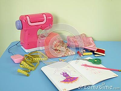 Pink workshop