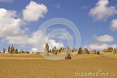 The Pinnacles Desert near Perth