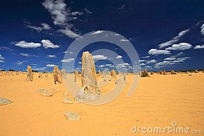 Pinnacles Desert,Western Australia