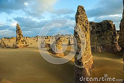 Pinnacles,  West Australia