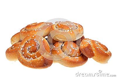 Pinnamon buns