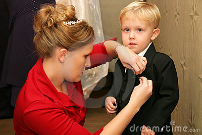 Pinning ring bearer