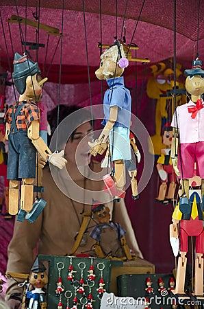 Pinocchio Editorial Photography