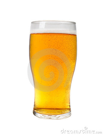 Free Pint Of Beer Stock Photography - 11751842