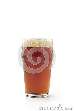 Pinte de bi re rouge images libres de droits image 34639229 - Pinte de biere en ml ...