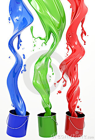 Pintura do RGB
