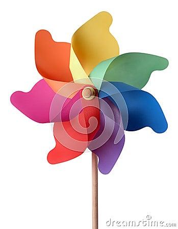 Free Pinwheel Stock Image - 13536501