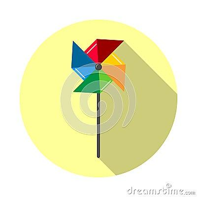 Free Pinwheel Stock Image - 90357961