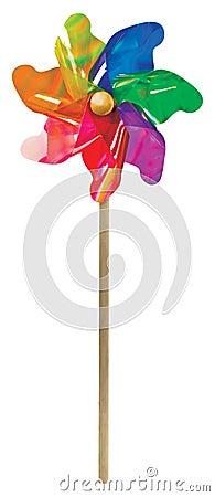 Free Pinwheel Windmill Stock Photography - 6140982