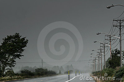 Pioggia del tempo