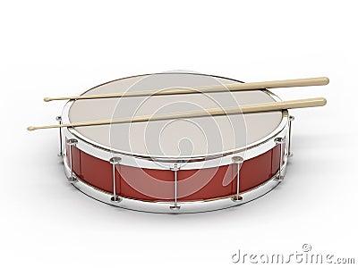 Pioneer Drum