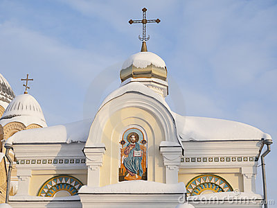 Piously-Nikolaev man s monastery.