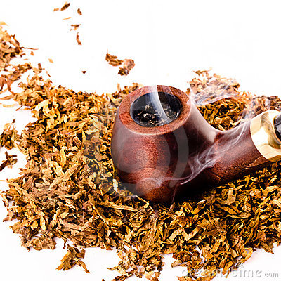 Free Pipe And Tobacco Stock Photo - 22762180
