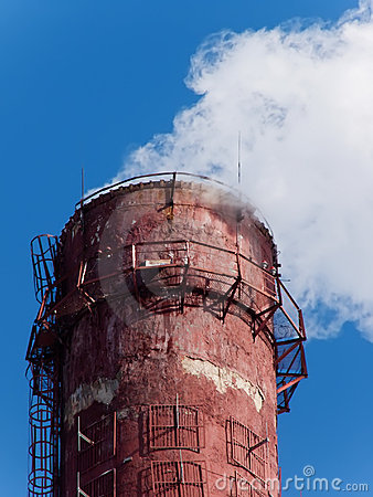 Free Pipe Factory Stock Photos - 8563853