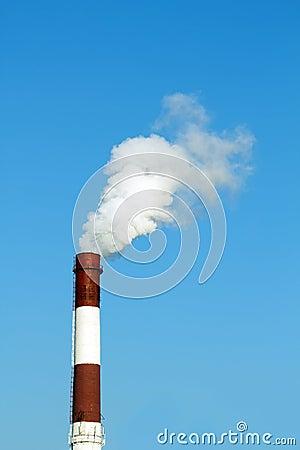 Pipe  factory  smoke