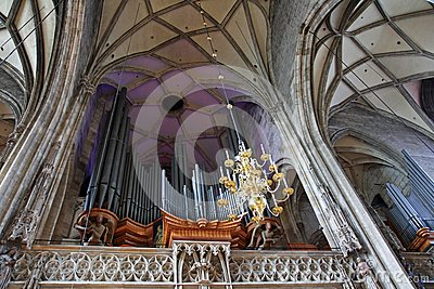 Pipe Organ at St. Stephen s Cathedral