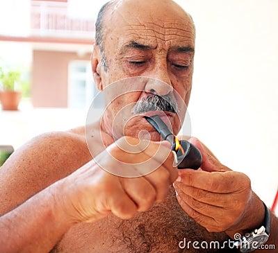 Pipe Smoker