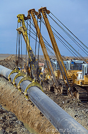 Free Pipeline Construction Stock Photos - 4321703