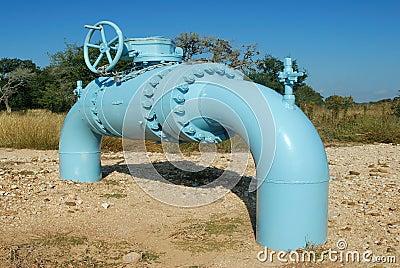 Pipeline Control Valve
