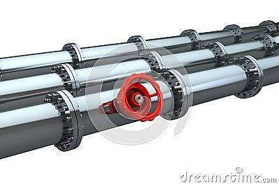 Pipeline Stopcock