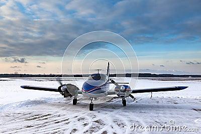 Piper aeroplane