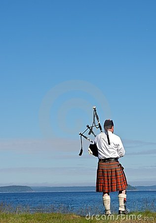 Piper to the Sea