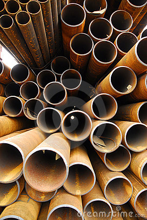 Free Pipes Royalty Free Stock Photo - 2547105