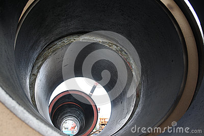Pipes of the big diameter