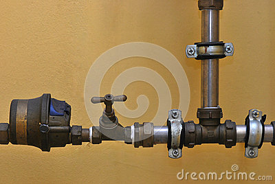 Pipes And Valve