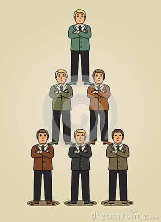 Pirámide del asunto