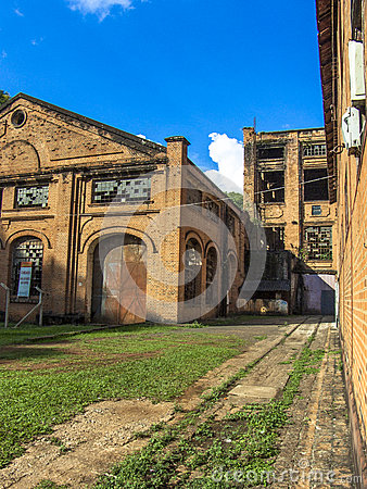 Free Piracicaba Central Sugar Mill Royalty Free Stock Photography - 91898877