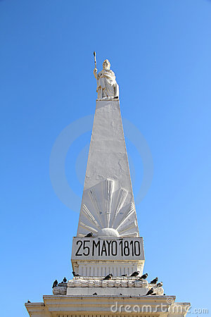 Piramide de Mayo