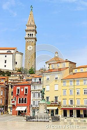Pirano Editorial Photo