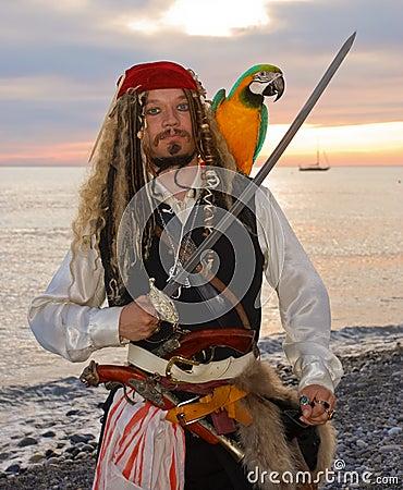Free Pirate Royalty Free Stock Photo - 25175965