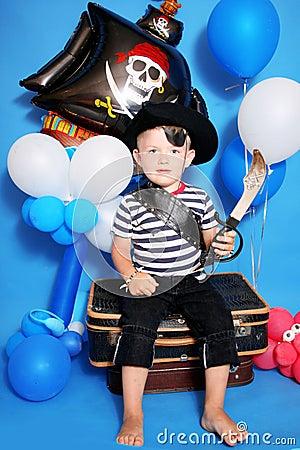 Free Pirate Royalty Free Stock Photos - 30500638
