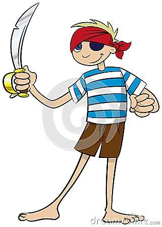 Pirate Boy