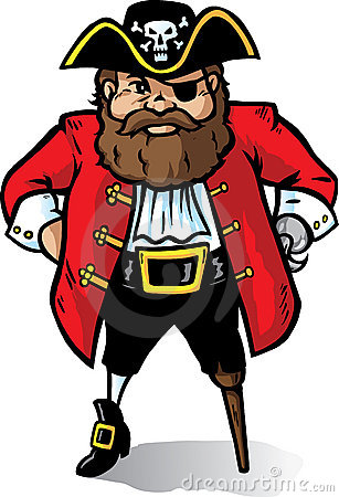 Pirate Captain