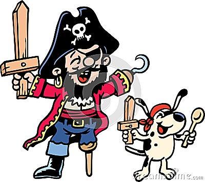 Pirate Dress Up
