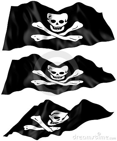 Pirate Flag - Jolly Roger Flag