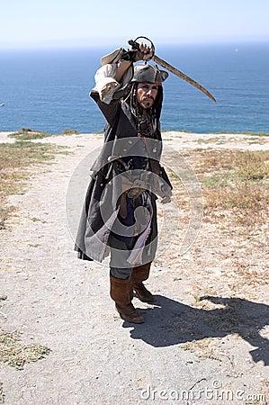 Free Pirate Landing Stock Images - 1336794