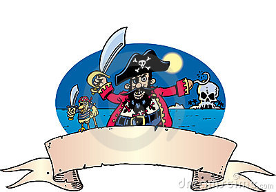 Pirate & Parrot